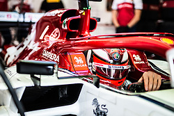 September 20, 2019, Singapore, Singapore: Motorsports: FIA Formula One World Championship 2019, Grand Prix of Singapore, .#7 Kimi Raikkonen (FIN, Alfa Romeo Racing) (Credit Image: © Hoch Zwei via ZUMA Wire)