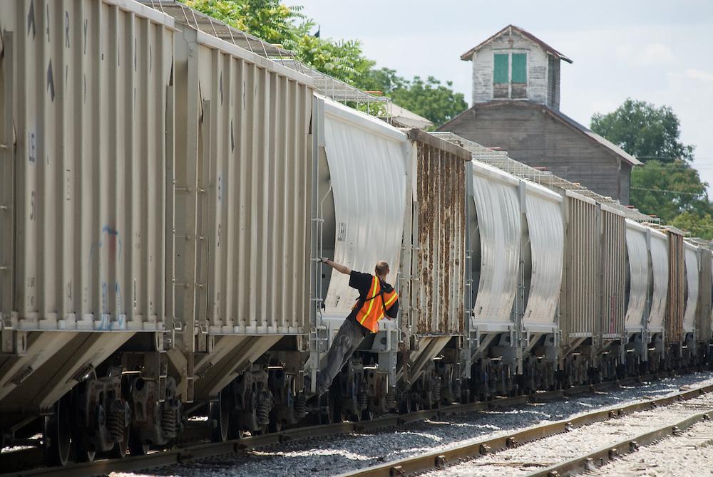 Maryland Midland Railroad - Union Bridge MD