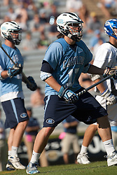 26 April 2009: North Carolina Tar Heels defenseman Kevin Piegare (17) during a 15-13 loss to the Duke Blue Devils during the ACC Championship at Kenan Stadium in Chapel Hill, NC.