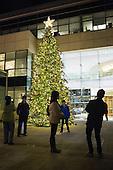 Milpitas Christmas Tree Lighting Ceremony 2015