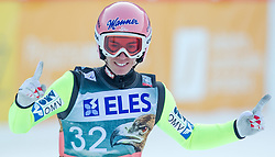 20.03.2015, Planica, Ratece, SLO, FIS Weltcup Ski Sprung, Planica, Finale, Skifliegen, im Bild Stefan Kraft (AUT) //during the Ski Flying Individual Competition of the FIS Ski jumping Worldcup Cup finals at Planica in Ratece, Slovenia on 2015/03/20. EXPA Pictures © 2015, PhotoCredit: EXPA/ JFK