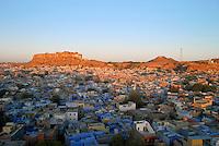 Jodhpur at Sunrise. Jodhpur, India, 2008
