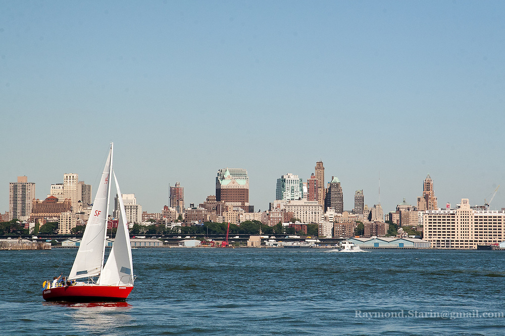 New York City, New York, Hudson River