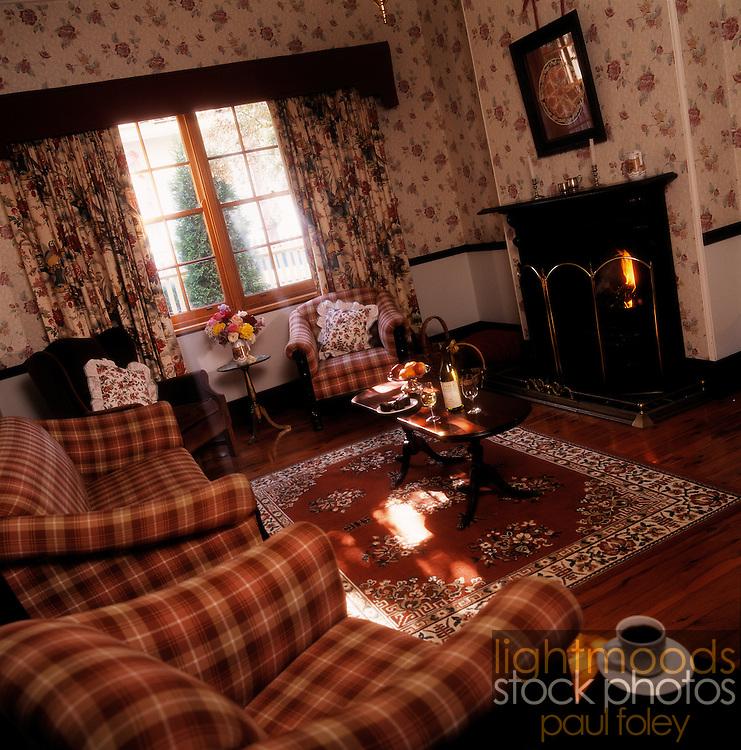 Heritage Sitting room, Maitland, Hunter Valley, Australia, NSW,