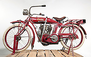 Artifacts -1913 Indian Motorcycle