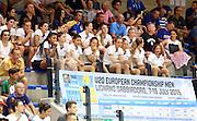 LIGNANO SABBIADORO, 07 LUGLIO 2015<br /> BASKET, EUROPEO MASCHILE UNDER 20<br /> ITALIA-CROAZIA<br /> NELLA FOTO: team femminile<br /> FOTO FIBA EUROPE/CASTORIA