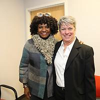 Dr. Vanessa Davis, Sue Gibbons