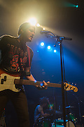 FIDLAR performs at The Vic Theatre in Chicago, IL on June 30, 2012