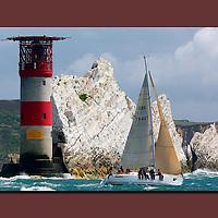 Round the Island yacht Race, 2016