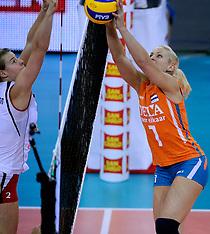 20090930 POL: Europees Kampioenschap Nederland - Belgie, Lodz
