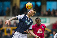 Millwall v Peterborough United - SkyBet League 1 - 20/02/2016