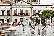 Senado Square or Senate Square in Macau.