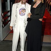 NLD/Rotterdam/20060923 - Premiere Willeke Alberti tour `Goud `, ilja Gort en partner Turf