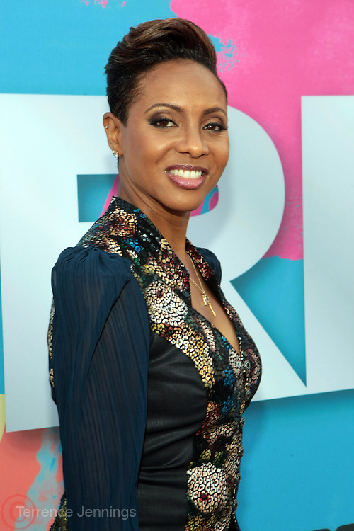 """Los Angeles, CA-June 29:  Recording Artist/On-Air Personality MC Lyte attends the Seventh Annual """" Pre """" Dinner celebrating BET Awards hosted by BET Network/CEO Debra L. Lee held at Miulk Studios on June 29, 2013 in Los Angeles, CA. © Terrence Jennings"""
