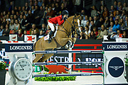 Katherine Dinan - Nougat du Vallet<br /> FEI World Cup Final 2014<br /> © DigiShots