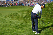 Tiger Woods (Usa) during the saturday morning fourballs session of Ryder Cup 2018, at Golf National in Saint-Quentin-en-Yvelines, France, September 29, 2018 - Photo Philippe Millereau / KMSP / ProSportsImages / DPPI