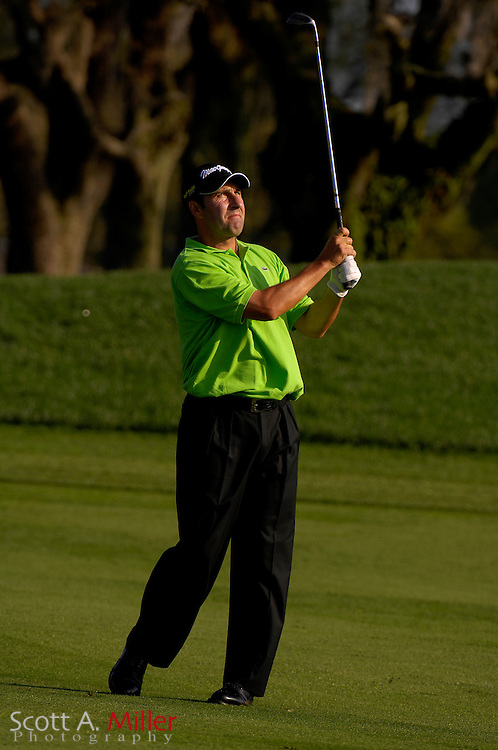 Jose Maria Olazabal in action during the Arnold Palmer Invitational at Bay Hill Club and Lodge on March 15, 2007 in Orlando, Florida...© 2007 Scott A. Miller
