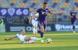 Gregor Bajde of Maribor during football match between NK Maribor and NK Celje in Round #24 of Prva liga Telekom Slovenije 2018/19, on March 30, 2019 in stadium Ljudski vrt, Maribor, Slovenia. Photo by Milos Vujinovic / Sportida