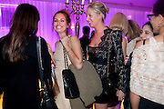 DASHA ZHUKOVA; SOPHIA HESKETH , An evening at Sanderson to celebrate 10 years of Sanderson, in aid of Clic Sargent. Sanderson Hotel. 50 Berners St. London. W1. 27 April 2010 *** Local Caption *** -DO NOT ARCHIVE-© Copyright Photograph by Dafydd Jones. 248 Clapham Rd. London SW9 0PZ. Tel 0207 820 0771. www.dafjones.com.<br /> DASHA ZHUKOVA; SOPHIA HESKETH , An evening at Sanderson to celebrate 10 years of Sanderson, in aid of Clic Sargent. Sanderson Hotel. 50 Berners St. London. W1. 27 April 2010