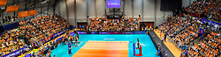 06-06-2018 NED: Volleyball Nations League Netherlands - Italy, Rotterdam<br /> View Sportcenter Rotterdam