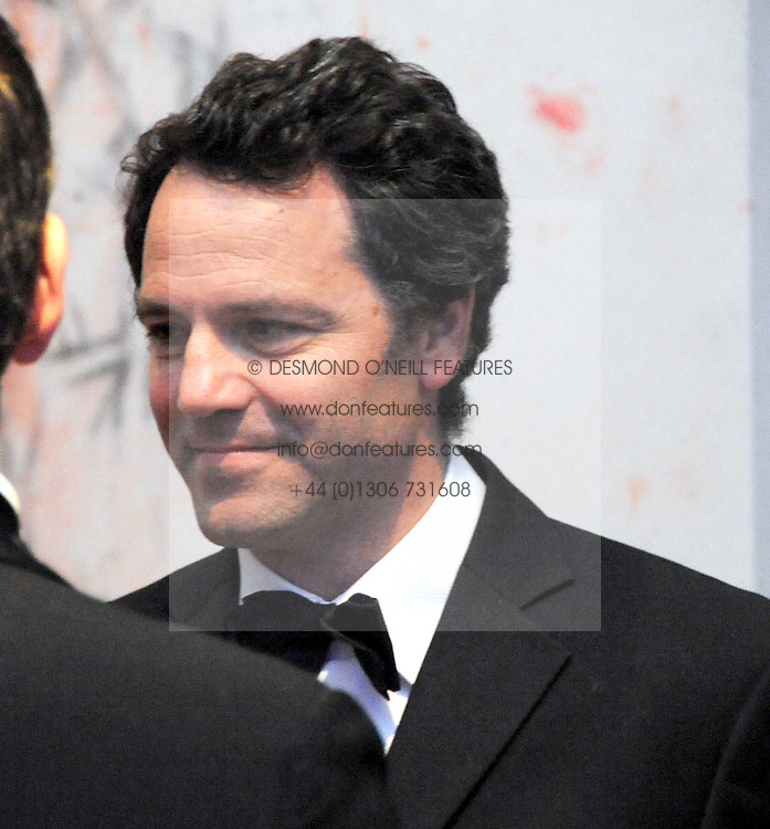 Financier MARTIN FINEGOLD - dubbed Britain's ÒMr Sub-primeÓ at the Royal Academy of Art's Summer Ball held at Burlington House, Piccadilly, London on 16th June 2008.<br /><br />NON EXCLUSIVE - WORLD RIGHTS
