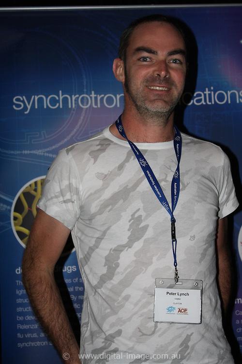 Synchrotron AO Week. Peter Lynch, CSIRO Clayton