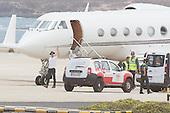 EXCLUSIVE Brad Pitt Filming Latest Movie in Fuerteventura