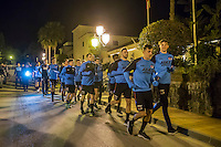 BENAHAVIS - 03-01-2017, Trainingskamp, AZ,