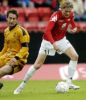 Fotball, UEFA-Cup, 02 August 2007, Brann - Carmarthen Town, Erik Huseklepp, Brann.<br /> <br /> Foto: Kjetil Espetvedt, Digitalsport.