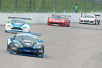 #6 Phil Dryburgh/John Gaw - PGF-Kinfaun AMR, Aston Martin Vantage GT3 during British GT Championship race at Rockingham, Corby, Northamptonshire, United Kingdom. May 05 2014. World Copyright Peter Taylor/PSP. Copy of publication required for printed pictures.  Every used picture is fee-liable. http://archive.petertaylor-photographic.co.uk