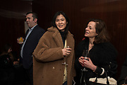 PHYLLIS WANG; HARRIET QUICK, Sicily Lifestyle and Michael Roberts Host a film screening of  Sicily My Love. Bulgari Hotel, 20 March 2018