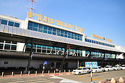 Israel, Ben-Gurion international Airport, Terminal 1, Check in hall