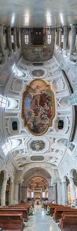 Basilica San Pietro in Vincoli Rome, Italy