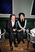 GUY PELLY; SUSANNA WARREN, Brompton Bar And Grill - launch party - celeb update<br /> Brompton Bar And Grill, 243 Brompton Road, London, SW3 11 March 2009 *** Local Caption *** -DO NOT ARCHIVE-© Copyright Photograph by Dafydd Jones. 248 Clapham Rd. London SW9 0PZ. Tel 0207 820 0771. www.dafjones.com.<br /> GUY PELLY; SUSANNA WARREN, Brompton Bar And Grill - launch party - celeb update<br /> Brompton Bar And Grill, 243 Brompton Road, London, SW3 11 March 2009