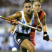 12 Argentina v China