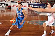 DESCRIZIONE : Porto San Giorgio 3° Torneo Internazionale dell'Adriatico Italia-Croazia<br /> GIOCATORE : Daniel Hackett<br /> SQUADRA : Nazionale Italiana Uomini Italia<br /> EVENTO : Porto San Giorgio 3° Torneo Internazionale dell'Adriatico<br /> GARA : Italia Croazia<br /> DATA : 06/06/2007 <br /> CATEGORIA : Palleggio<br /> SPORT : Pallacanestro <br /> AUTORE : Agenzia Ciamillo-Castoria/E.Castoria