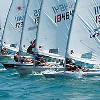 Italia Cup Laser Civitanova Marche 3/10 agosto 2008