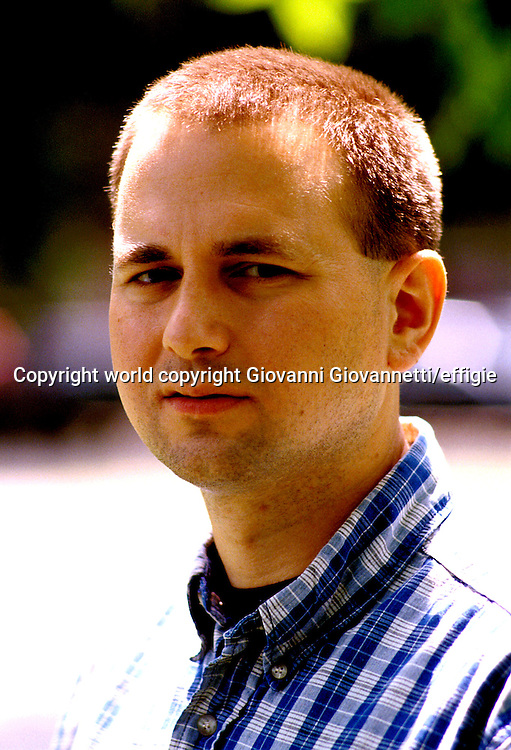John King <br />