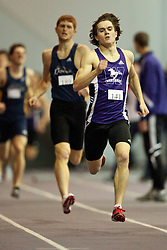 London, Ontario ---11-01-22---   Scott Leitch of the Western Mustangs competes at the 2011 Don Wright meet at the University of Western Ontario, January 22, 2011..GEOFF ROBINS/Mundo Sport Images.