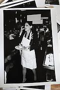 Annette Reed, New York. 1990