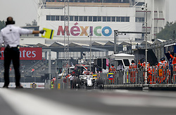 October 27, 2018 - Mexico-City, Mexico - Motorsports: FIA Formula One World Championship 2018, Grand Prix of Mexico, .#9 Marcus Ericsson (SWE, Alfa Romeo Sauber F1 Team) (Credit Image: © Hoch Zwei via ZUMA Wire)