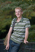 18376Tour Guide Portraits Fall 2007...Logan Waldie