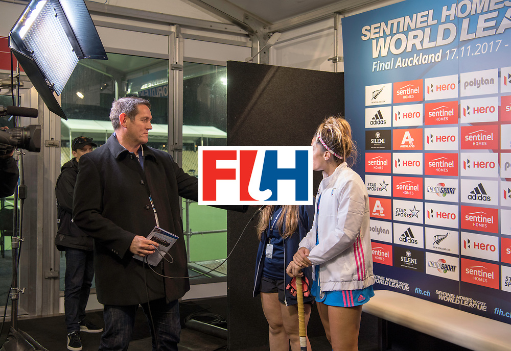 AUCKLAND - Sentinel Hockey World League final women<br /> World Cup<br /> Foto: I-zone