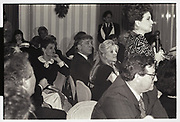 Cindy Adams, Marla Maples, Donald Trump,  Joey Adams party. New York. 7/1/90.