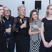 NLD/Bergen/20131114 - Boekpresentatie Saskia Noort - Debet, Julia Schellekens