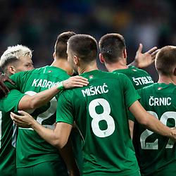 20180726: SLO, Football - UEFA Europa League 2018/19 qualifiers, NK Olimpija vs Crusaders F.C.