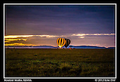 Maasai Mara Hot Air Balloon Gallery