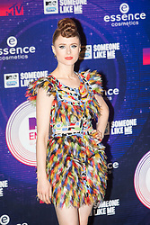 Kiesza. Red carpets arrivals at the MTV EMA's 2014 at The Hydro on November 9, 2014 in Glasgow, Scotland.