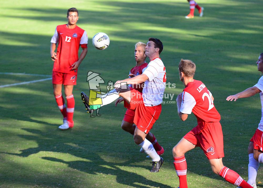 NCAA Men's Soccer: VMI battles NJIT to 1-1 tie