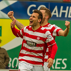 Hamilton v Morton | Scottish League One | 3 May 2014